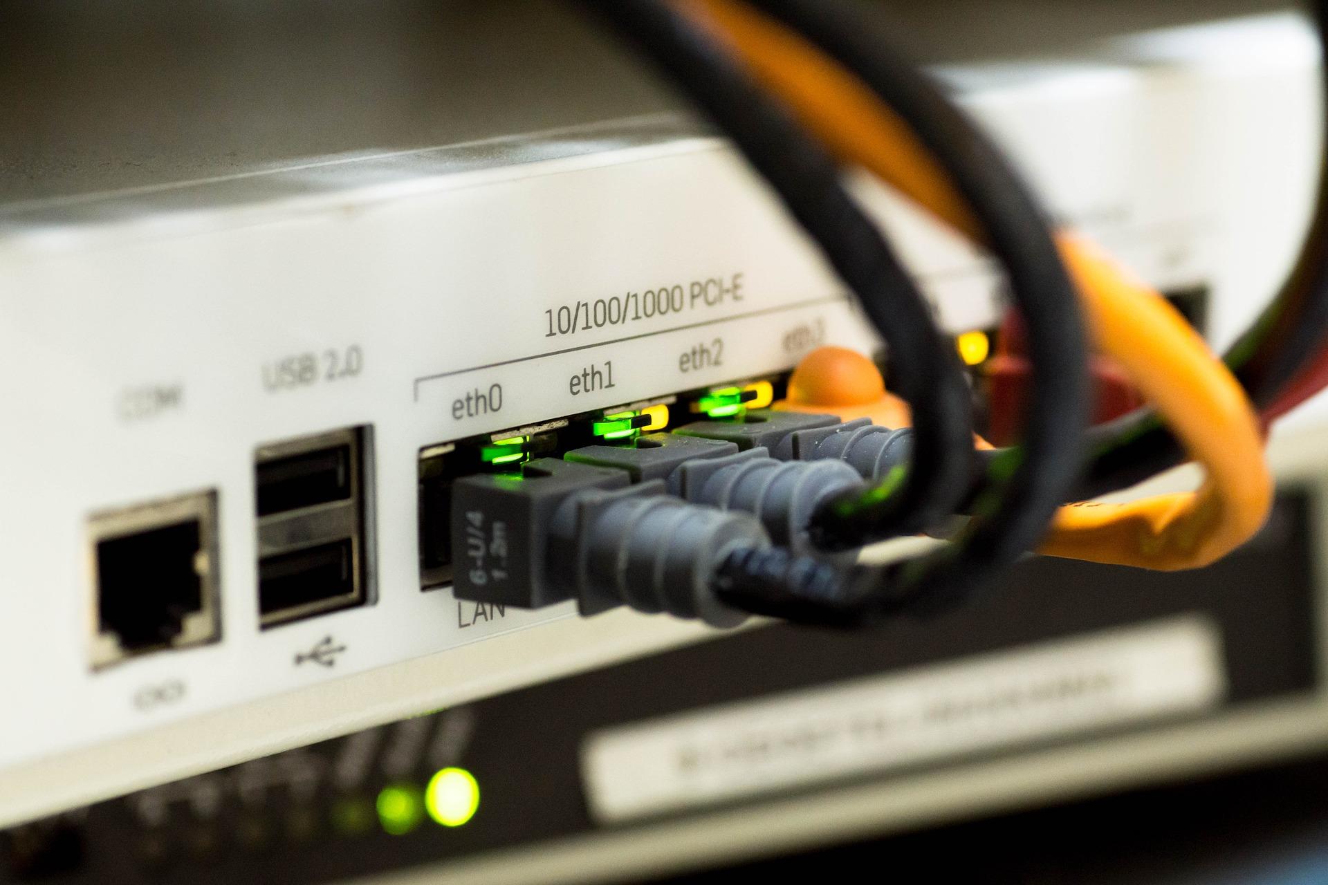 wifi ou ethernet connexion internet
